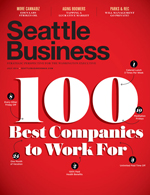 SEATTLE BUSINESS HONORS 100 BEST COMPANIES TO WORK FOR 2014