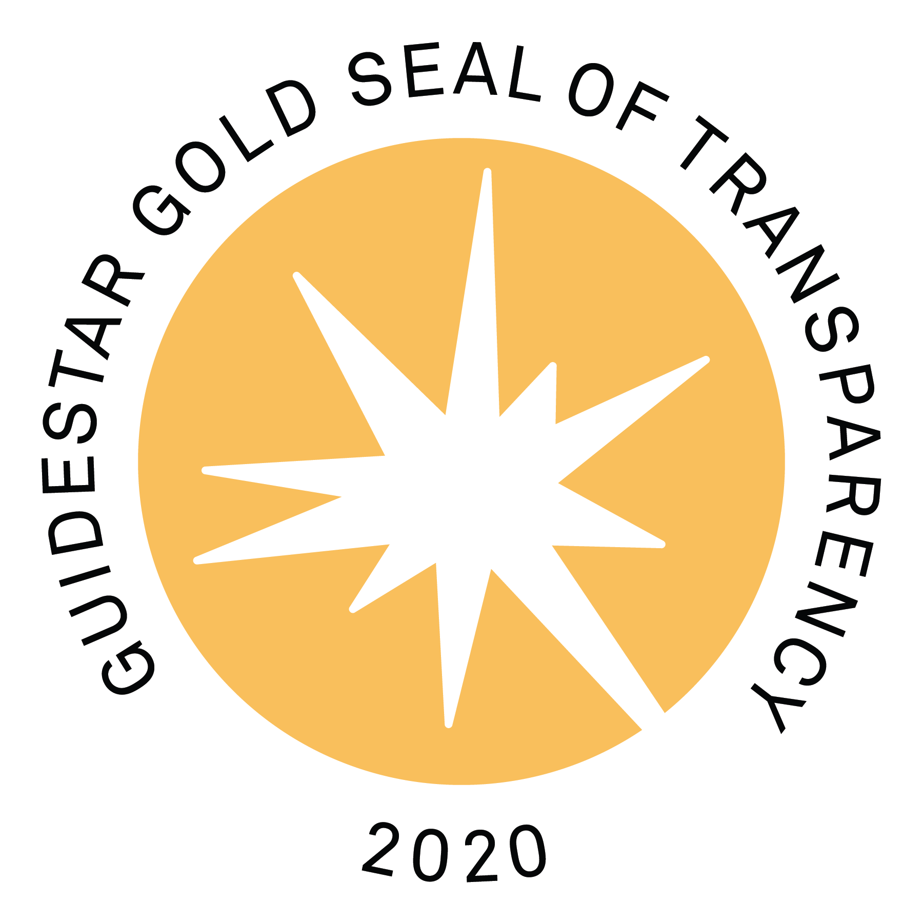 Career Path Services awarded the Gold Seal for Transparency 2020